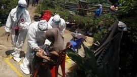 Update Corona Jakarta: 66.505 Positif, 1.650 Meninggal