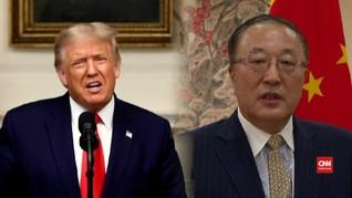 VIDEO: Diserang Trump di Sidang Umum PBB, China Balik Melawan