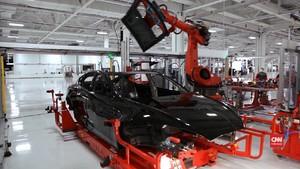 VIDEO: Sinyal Elon Musk Rancang Mobil Listrik Termurah Tesla