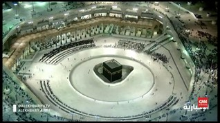 VIDEO: Saudi Izinkan 6.000 Jamaah untuk Laksanakan Umrah