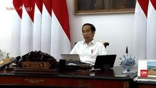 VIDEO: Jokowi Berencana Perluas Food Estate ke NTT dan Papua