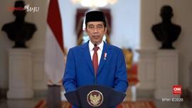 Jokowi Minta Menteri Pastikan Bansos Diterima Masyarakat Desa
