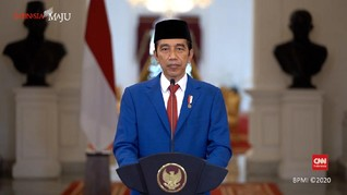 VIDEO: Hadiri Sidang Umum, Jokowi Singgung Peran PBB