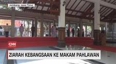 VIDEO: Ziarah Kebangsaan ke Makam Pahlawan