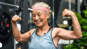 Chen Jifang, 'Nenek Hardcore' Penggila Olahraga dari China