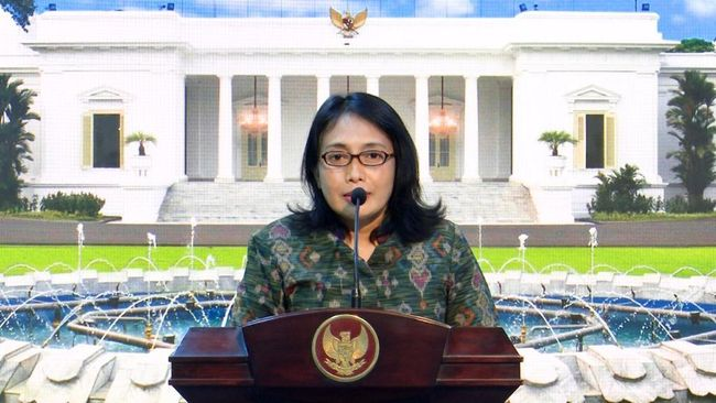 Menteri PPPA I Gusti Ayu Bintang menduga ada potensi penyalahgunaan data untuk eksploitasi seksual hingga ekonomi terkait situs Aisha Weddings.