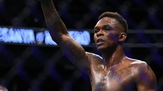 Adesanya Penuh Gaya Saat Menebus Dosa di UFC 253