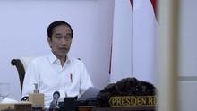 Jokowi: Kesembuhan Covid-19 RI Masih di Bawah Rata-rata Dunia