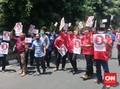 Kerumunan Pendukung Paslon Masih Terjadi di Yogya dan Kepri