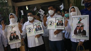 Jokowi Minta Kapolri Tindak Tegas Pelanggar Protokol Pilkada