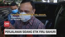 VIDEO: Perjalanan Sidang Etik Ketua KPK Firli Bahuri