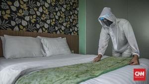 Imbas Wajib PCR, Wisatawan Batalkan Booking Hotel di Bali