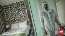 DKI Bakal Tambah 96 Tempat Tidur di Ruang Isolasi dan ICU
