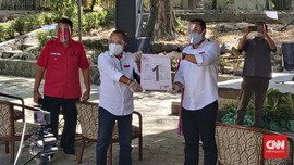 Jagoan PDIP di Pilkada Surabaya: Nomor 1 Simbol Ketuhanan