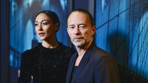 Thom Yorke Menikah dengan Aktris Italia