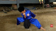 VIDEO: Belajar Jurus Bukan Asal Gebuk di Pencak Cimande