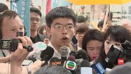 VIDEO: Langgar UU Anti-Masker, Aktivis Hong Kong ditangkap