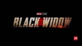 VIDEO: Karena Covid-19 Penayangan 'Black Widow' Diundur