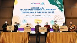 Transvision Gandeng CEI Hadirkan Saluran Belajar Bahasa Korea