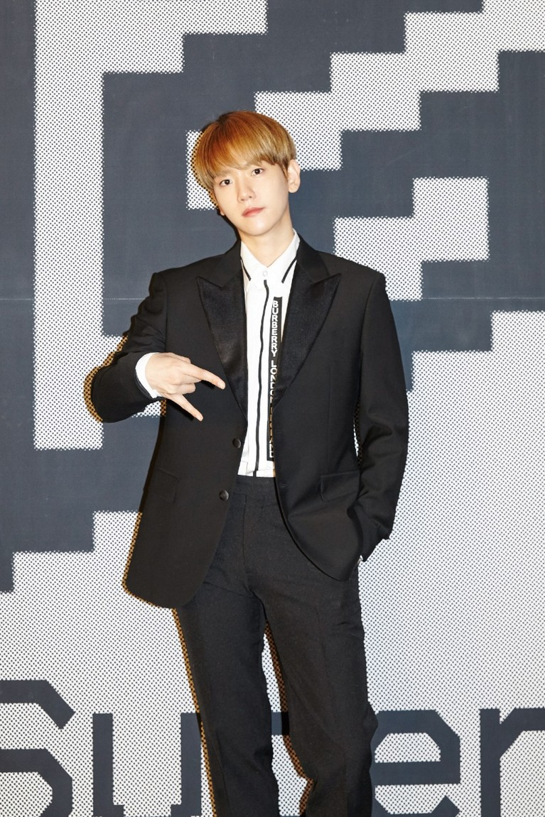 Baekhyun SuperM