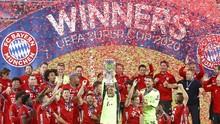 FOTO: Bayern Munchen Juara Piala Super Eropa