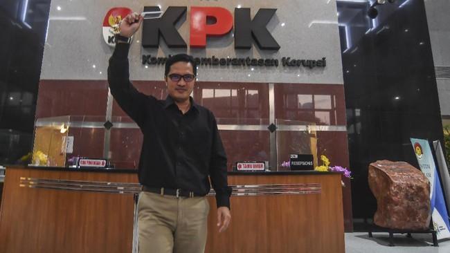 Eks Jubir KPK soal Novel Cs Dinonaktifkan: Innalillahi