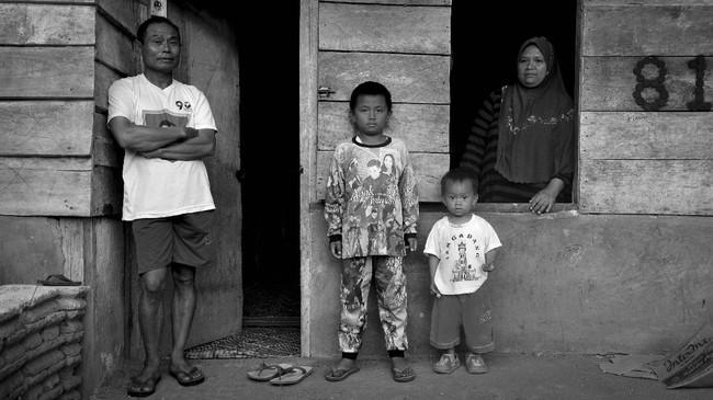 Kesejahteraan transmigran dari Jatim di kawasan Kerinci, Jambi masih jauh panggang dari api sejak mereka pindah 2009 silam.