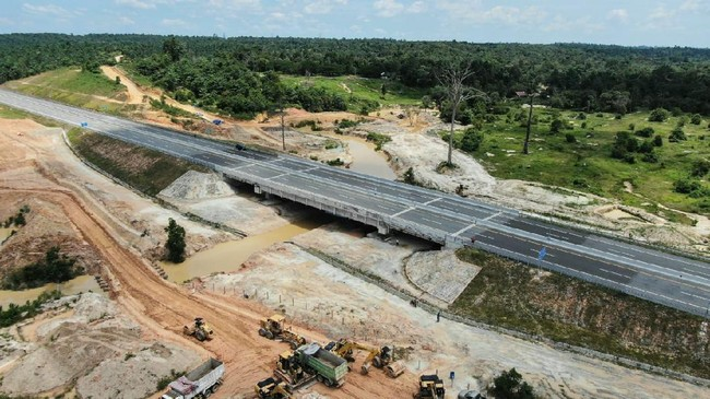 Tol Serang-Panimbang Ditargetkan Operasi Juni 2021