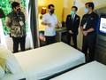 Wishnutama Tinjau Kesiapan Hotel untuk Isolasi OTG Covid-19