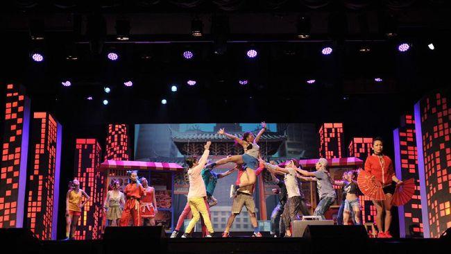 Pementasan Kisah Huana di New York yang diproduksi EKI Dance Company ditayangkan secara streaming, akhir pekan ini pukul 15.00 WIB.