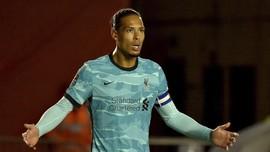 Van Dijk Kemungkinan Absen di Piala Eropa 2021
