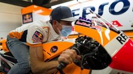 Marc Marquez Sukses Jalani Operasi Ketiga