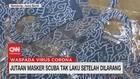 VIDEO: Jutaan Masker Scuba Tak Laku Setelah Dilarang