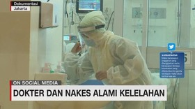 VIDEO: Lindungi Dokter & Nakes Kala Pandemi
