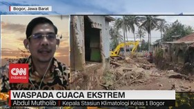 VIDEO: Waspada Cuaca Ekstrem