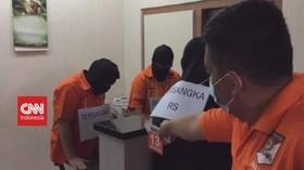 VIDEO: Rekonstruksi Kasus Aborsi Ilegal 32 Ribu Janin