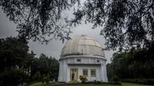 Pelesir ke Warisan Sejarah Meneer Bosscha di Lembang