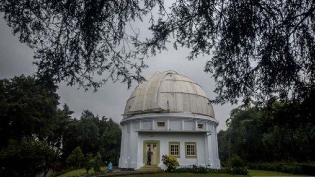 Observatorium Bosscha menyajikan wisata astronomi dan alam melengkapi nuansa sejarah Kota Bandung yang berulangtahun ke-210 pada hari ini.