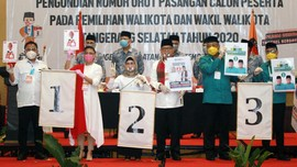 KPU Ubah Batas Dana Kampanye Pilkada Tangsel Jadi Rp25 M