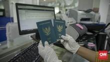 FOTO: Pemerintah Ubah Masa Berlaku Paspor Jadi 10 Tahun
