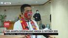 VIDEO: PSBB DKI Jakarta Diperpanjang Hingga 11 Oktober 2020