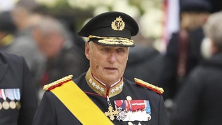 Raja Norwegia Dirawat Akibat Sesak Napas, Bantah Kena Corona