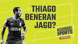 VIDEO: Thiago Beneran Jago?