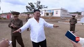 VIDEO: Permintaan Maaf Kim Jong-un untuk Korea Selatan