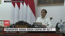 VIDEO: Transfer Dana Desa Capai Rp52 T
