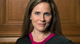 Trump Calonkan Amy Coney Barrett Sebagai Hakim Agung AS