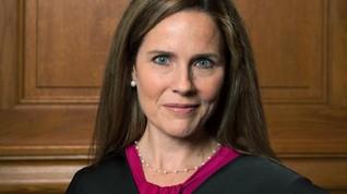 Senat Kukuhkan Amy Coney Barrett sebagai Hakim Agung AS