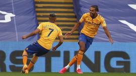 Hasil Liga Inggris: Everton Tekuk Palace 2-1