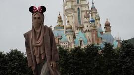 FOTO: Disneyland Hong Kong Dibuka Kembali