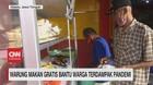 VIDEO: Warung Makan Gratis Bantu Warga Terdampak Pandemi